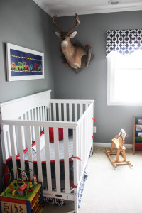 Little Boy's Americana Bedroom