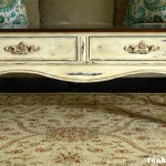 Katie at Fun Home Things shares her French Country Coffee Table!