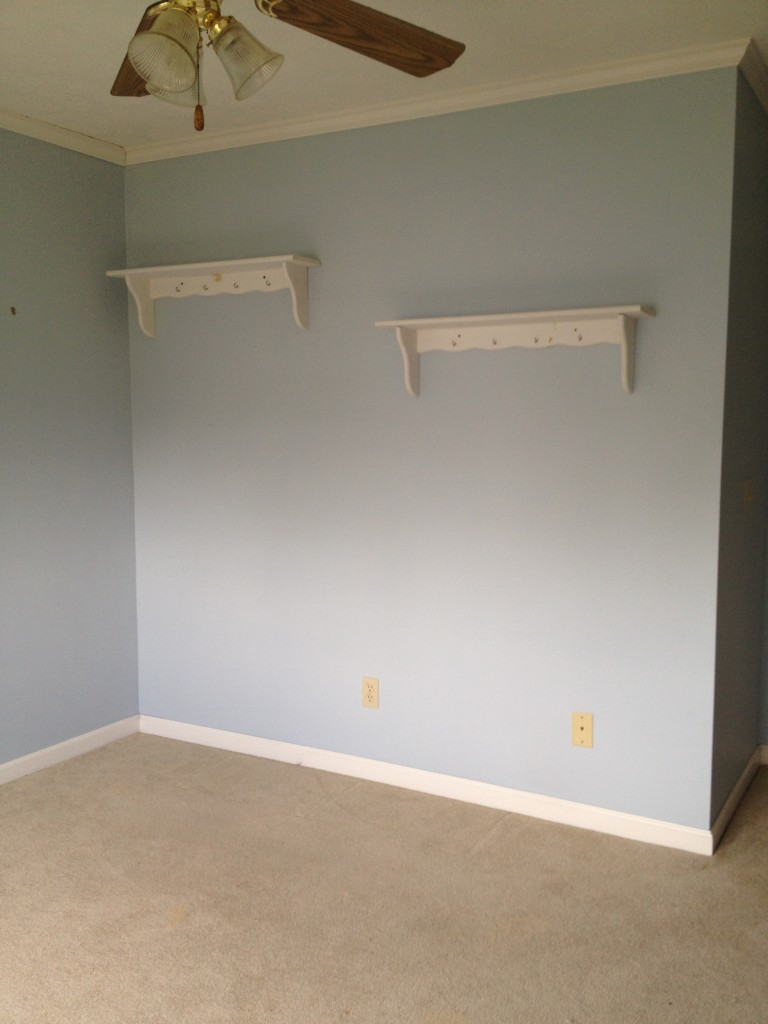 Blaize's Room Before