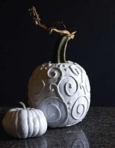 Caulk Pumpkins