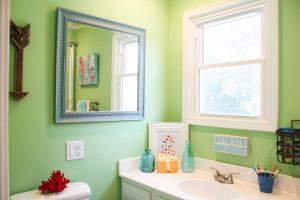 Re-Fabbed Kid's Bathroom