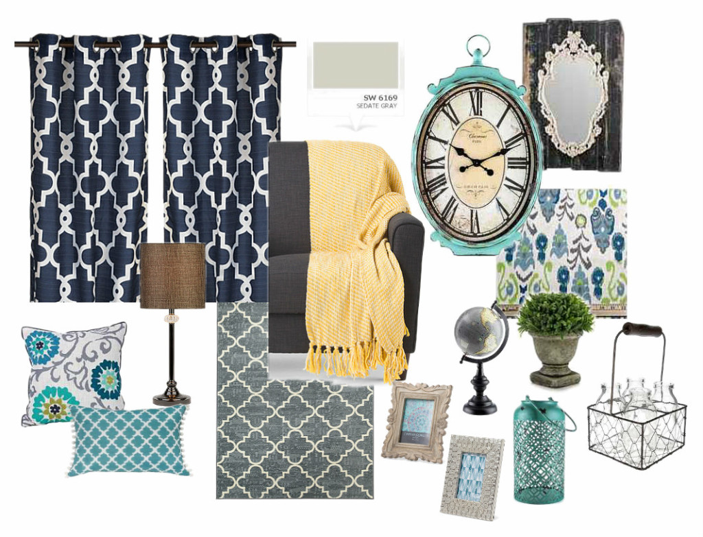 Glenna Design Board