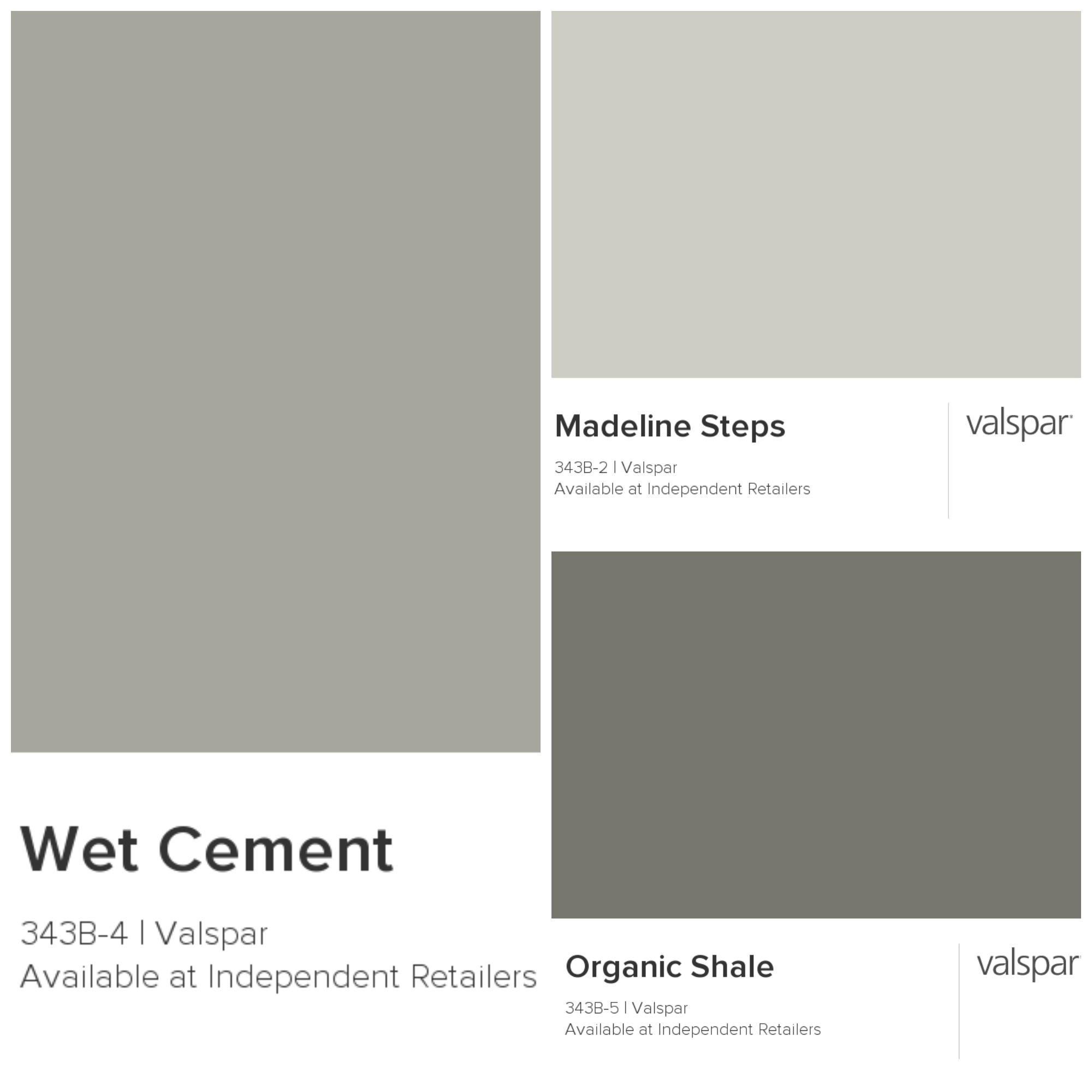 My Favorite Shades of Gray