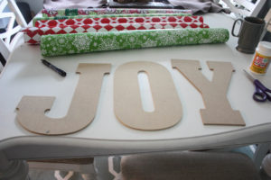 Full tutorial on how to make a JOY Pallet sign