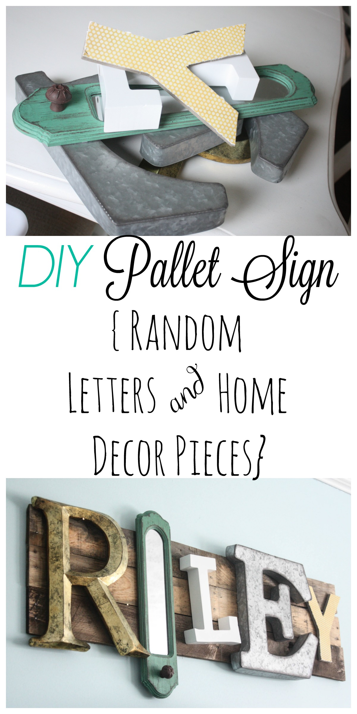 Diy pallet name sign for How do you spell pallets