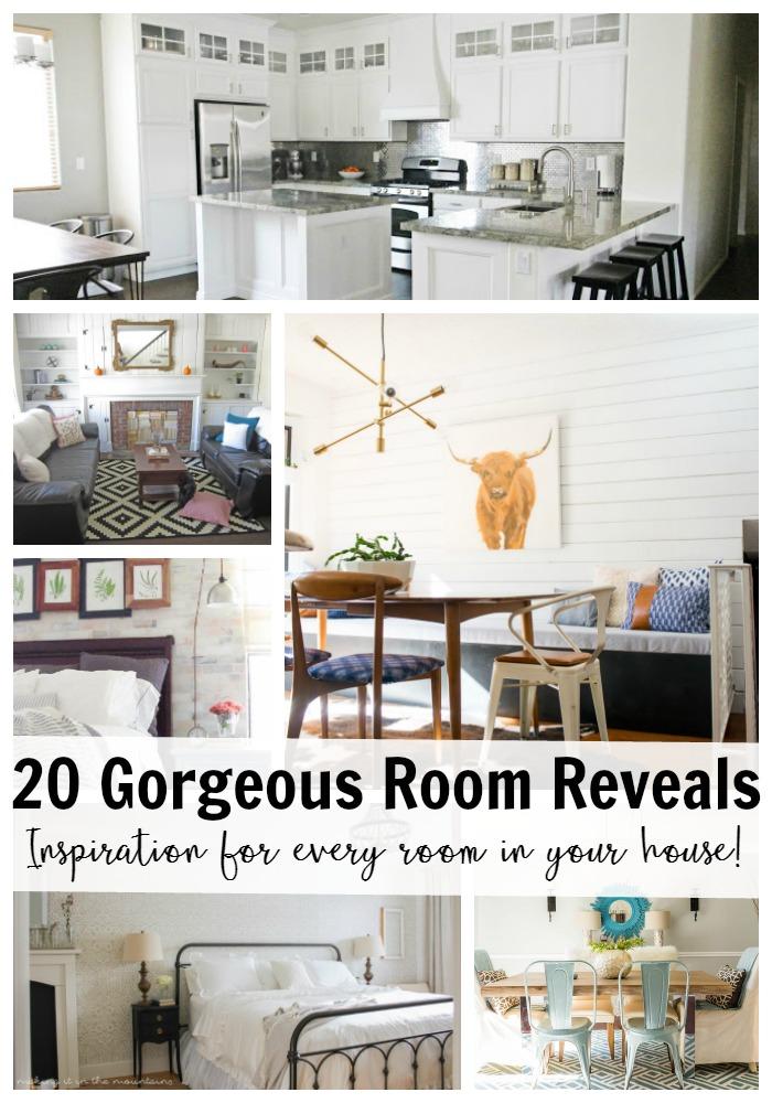 20 room reveals