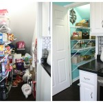 Pantry Makeover {Good Housekeeping Spring Cleaning Challenge}