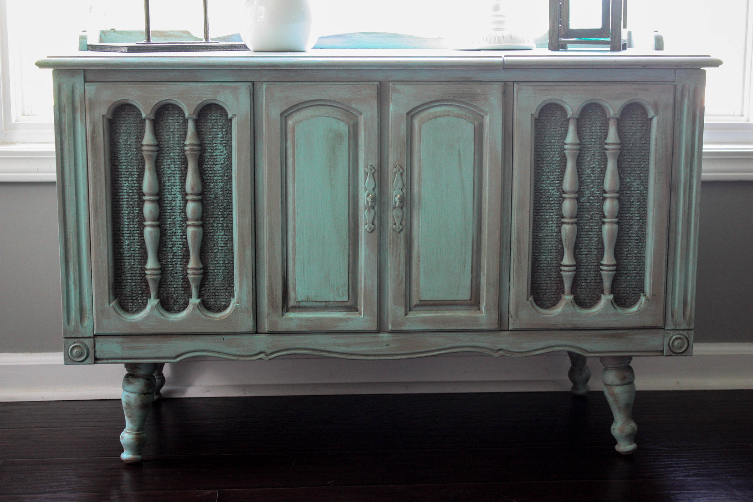 The Art of Distressing Furniture