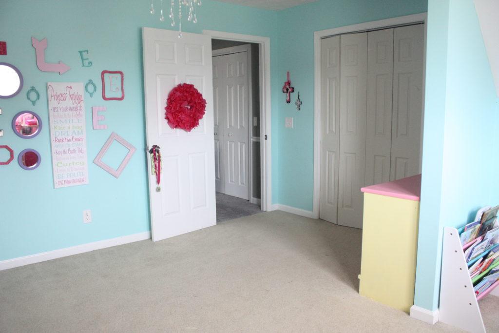 Large Bedroom Final Home Tour