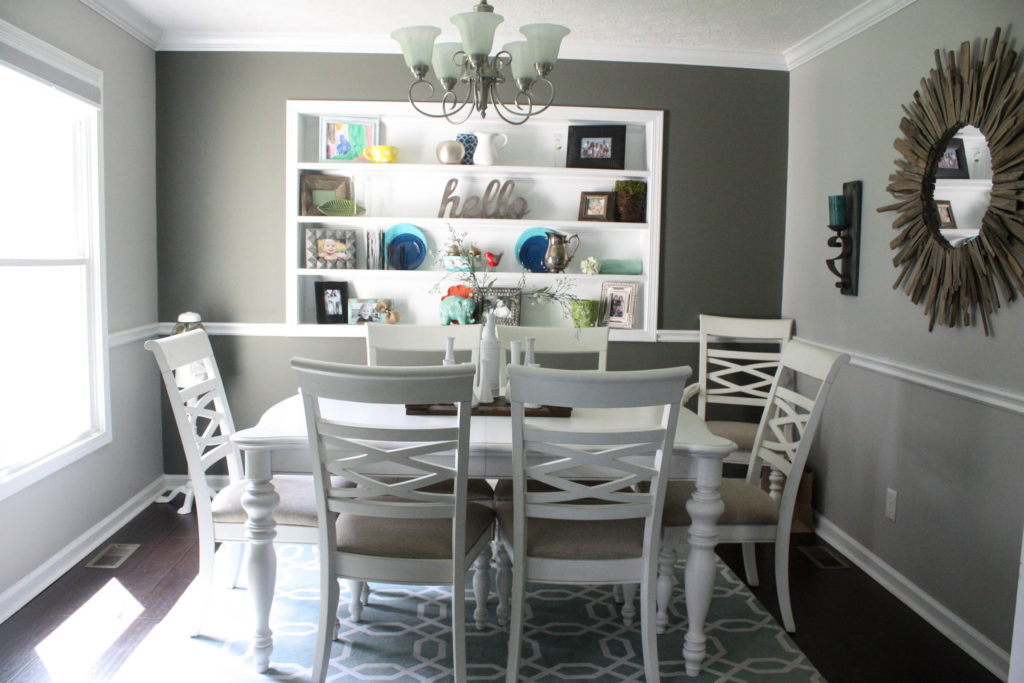 Dining Room Final Home Tour