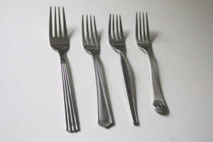 Assorted Forks