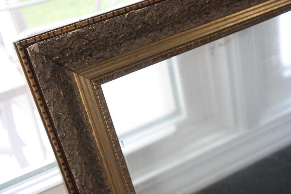 Old Frame Makeover