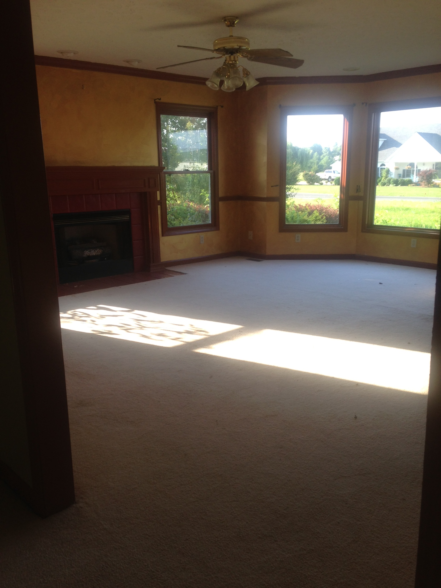 Our Foreclosure~A Home Tour of the Before and Afters