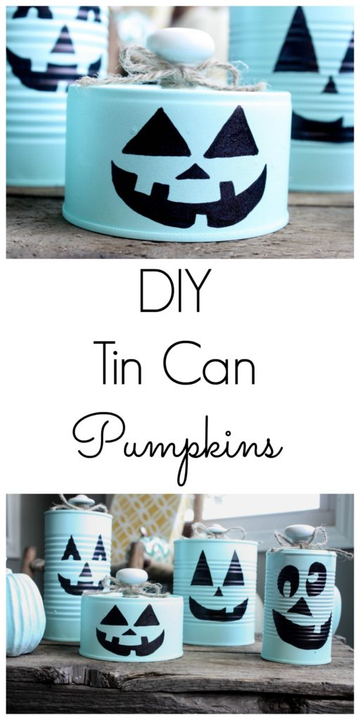 tin can pumpkin pinterest image