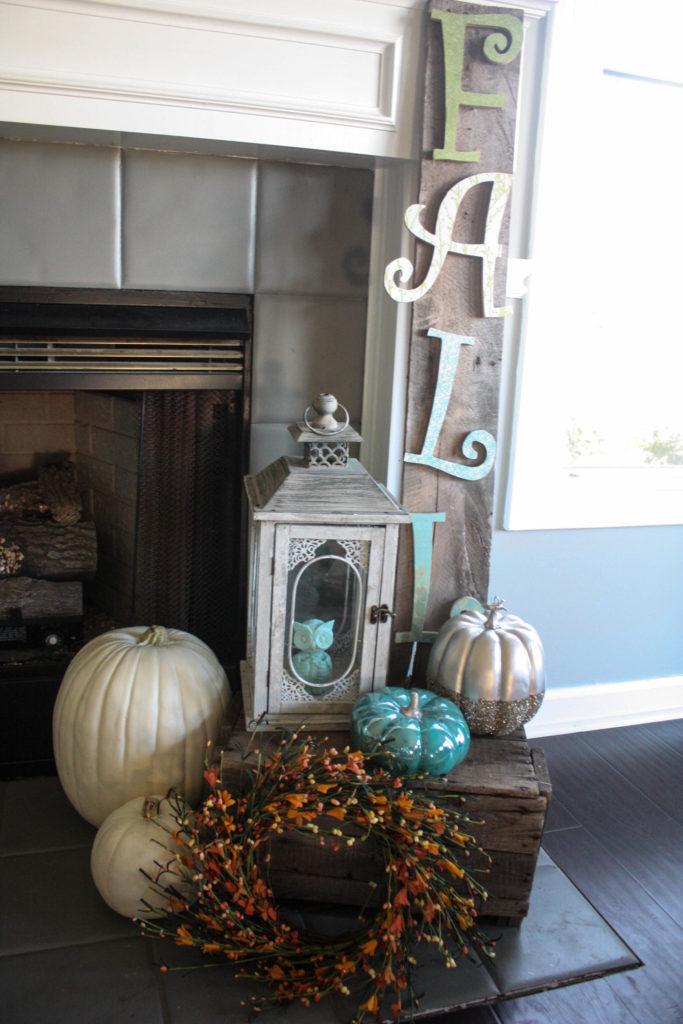 2016 Fall Fireplace