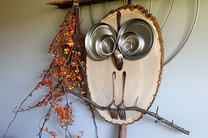 diy owl - Diy Fall Decor