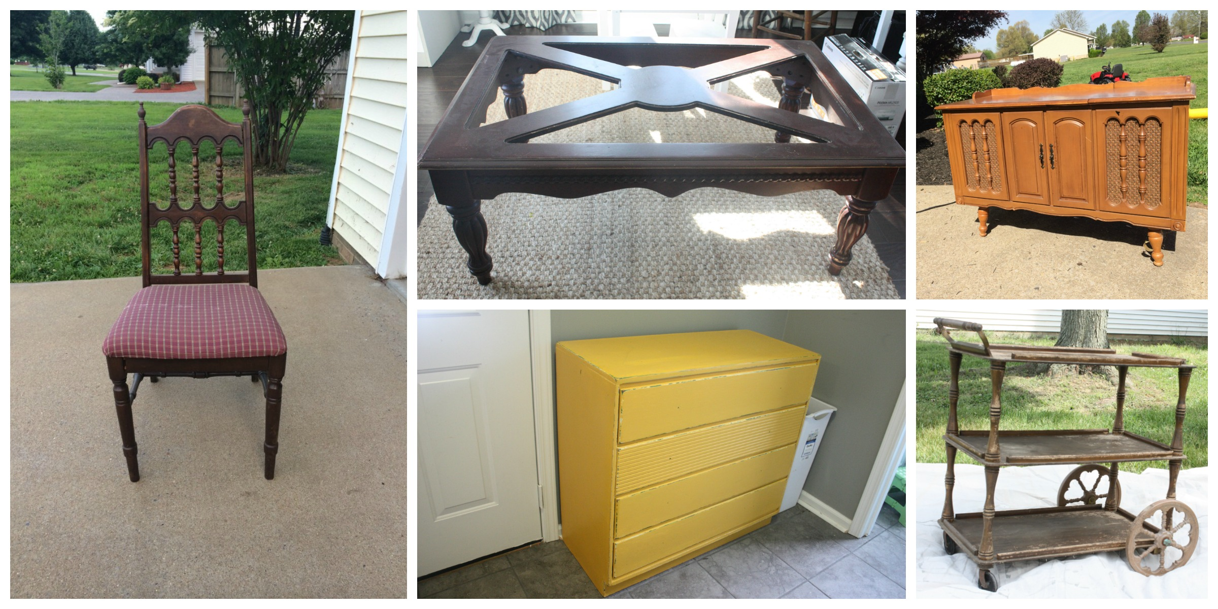 5 Amazing Furniture Makeovers