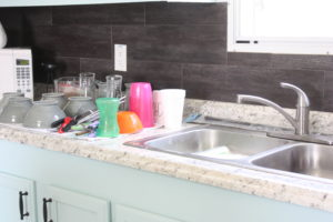 mobile home kitchen 1