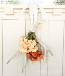 Antler Fall Wreath