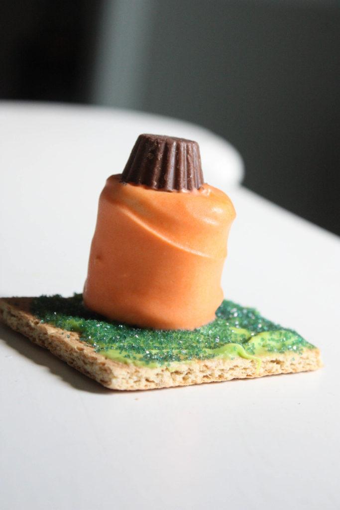 Easy Pumpkin S'mores Fall Dessert