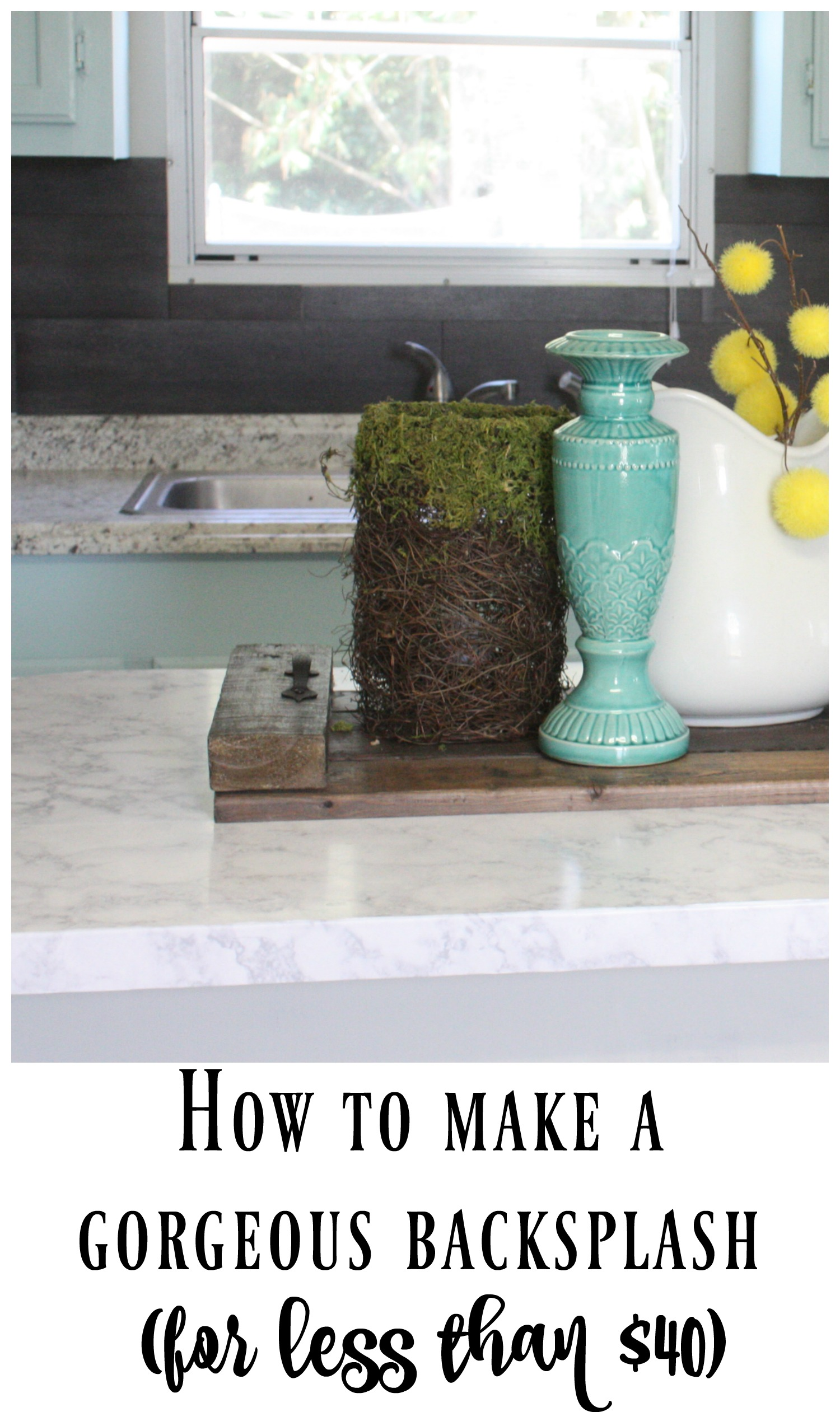 Kitchen Renovations Do NOT Have To Be Expensive! Check Out How This Blogger  Made Her