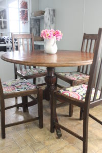 mobile home kitchen table1