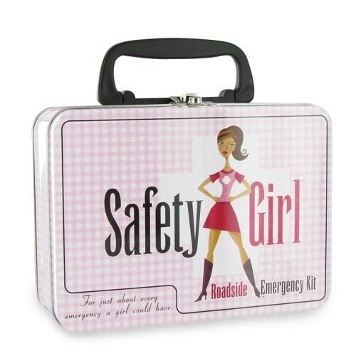 Safety Girl Survival Kit for car
