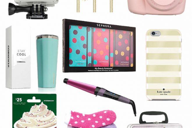 Teen Girl Christmas Gift Guide