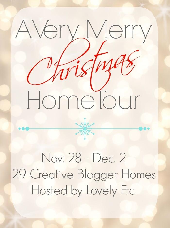 Single Wide Mobile Home Christmas Home Tour Blog Hop