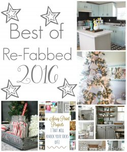 Top 5 Posts from Re-Fabbed in 2016! These are must sees! Check them out!