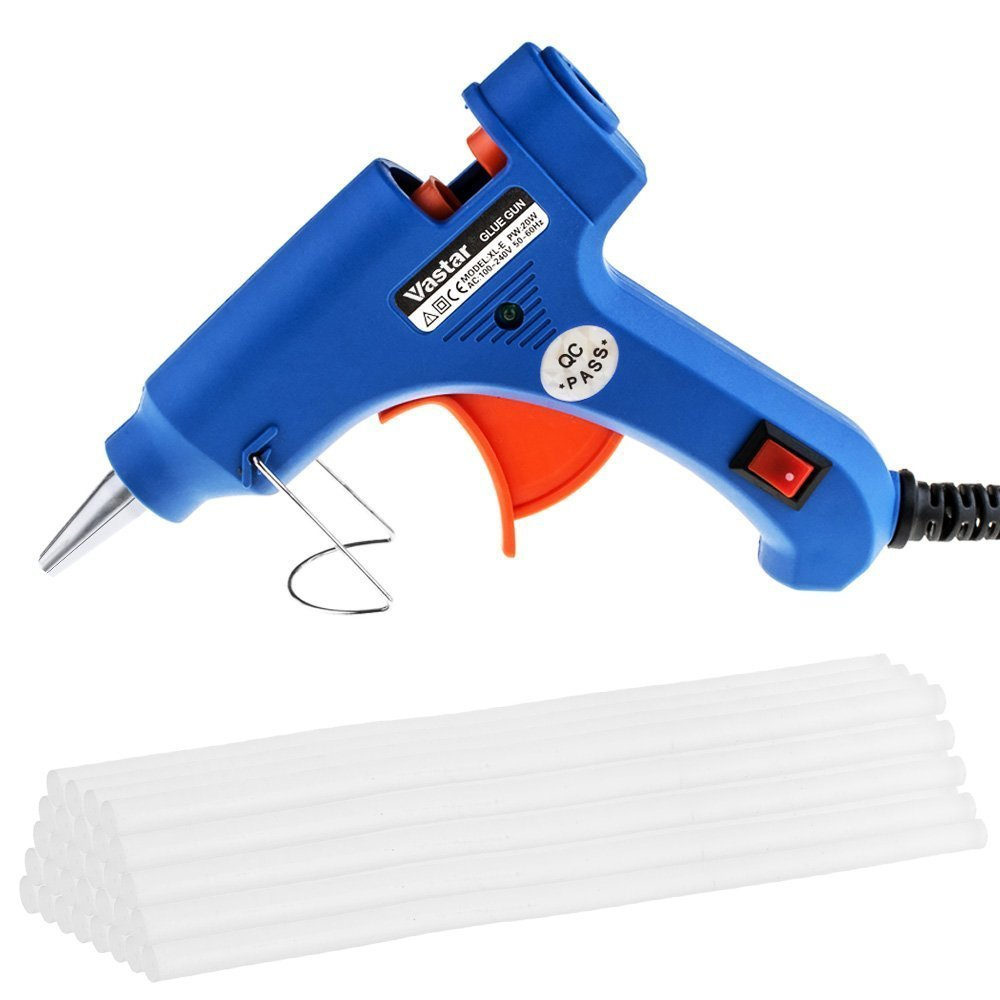 hot glue gun- a must have for crafts!