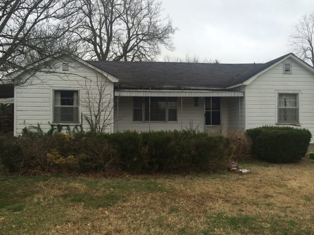 fixer upper home before pictures