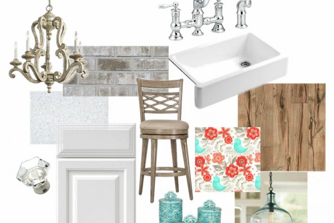My Dream Kitchen~with a hint of Farmhouse Charm