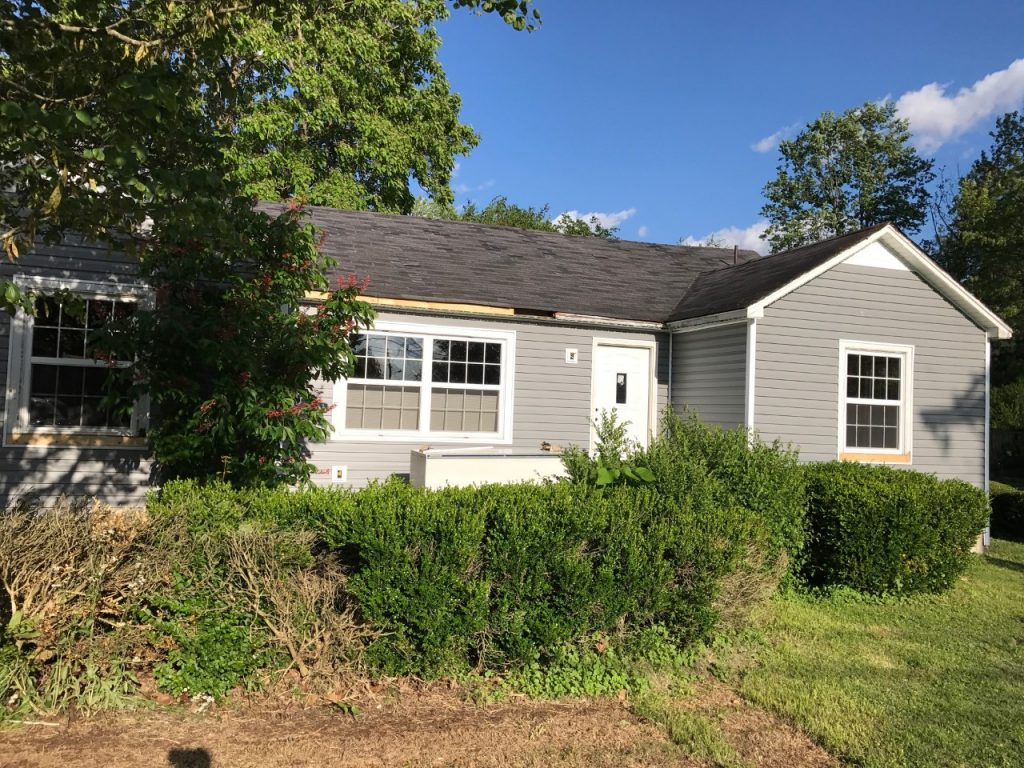 Cottage Charmer fixer upper is making big time progress, and it is getting close to the FUN stuff!
