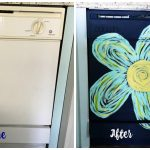 I Painted My Dishwasher