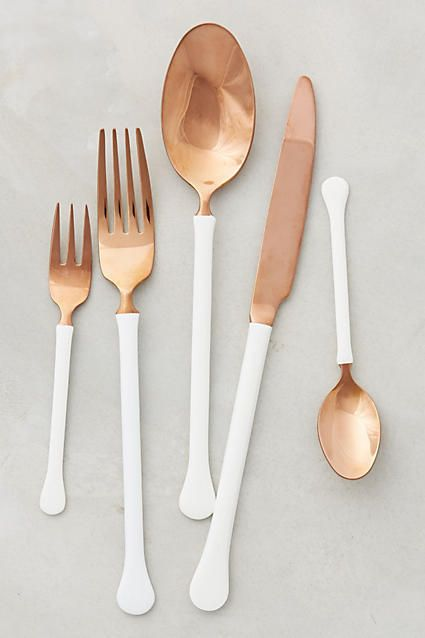 Anthropology Silverware
