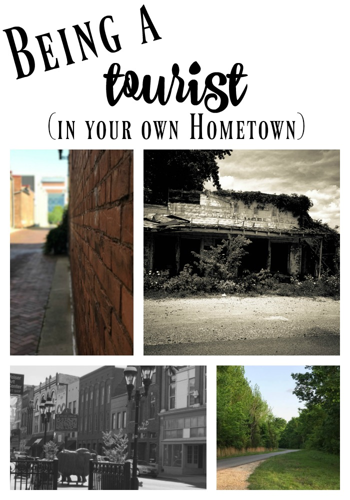 Have you ever considered becoming a tourist in your own hometown? Seeing the beauty of your very own area of the country will truly make you realize how beautiful your own area of the country truly is.