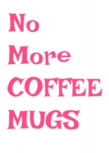 Teachers do not want or need more coffee mugs!