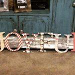 Online Christmas Pallet Sign Class