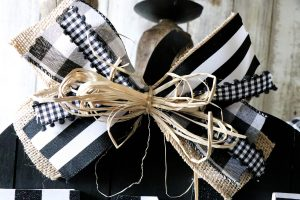 diy Re-Fabbed bow