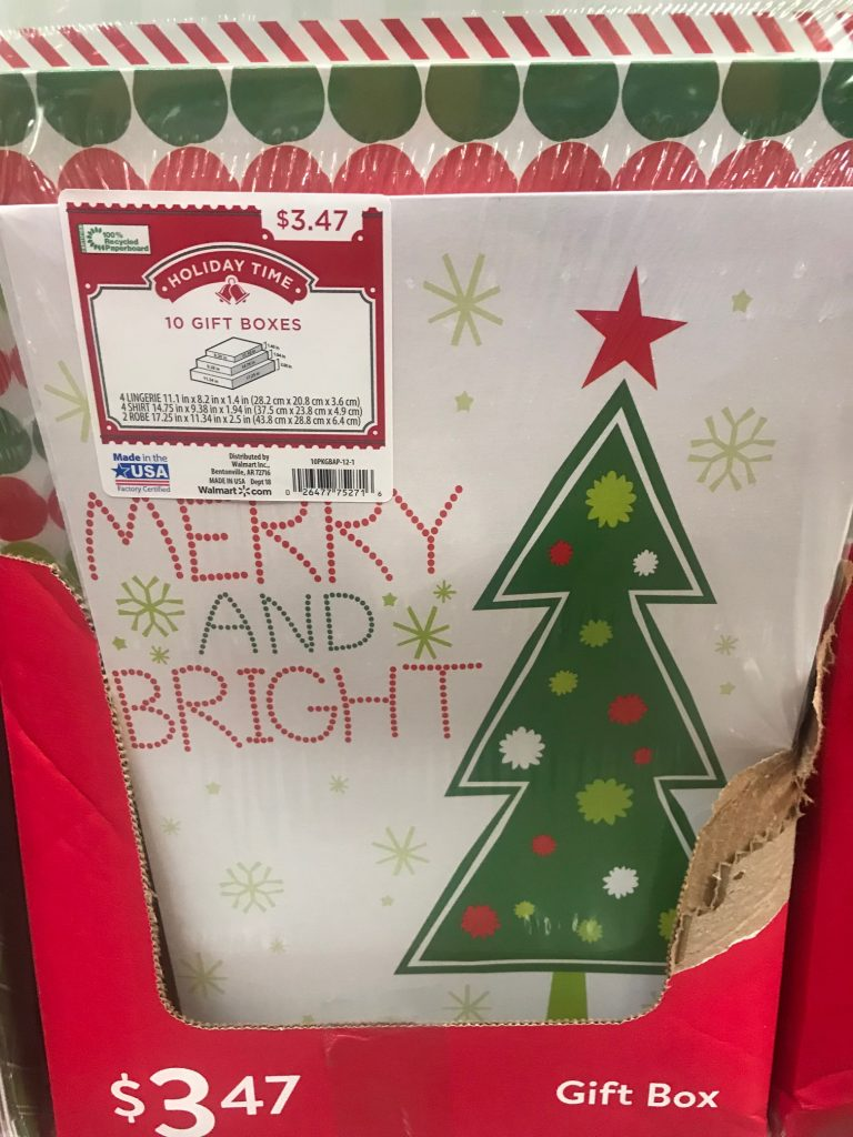 My favorite Walmart Christmas finds for 2018!