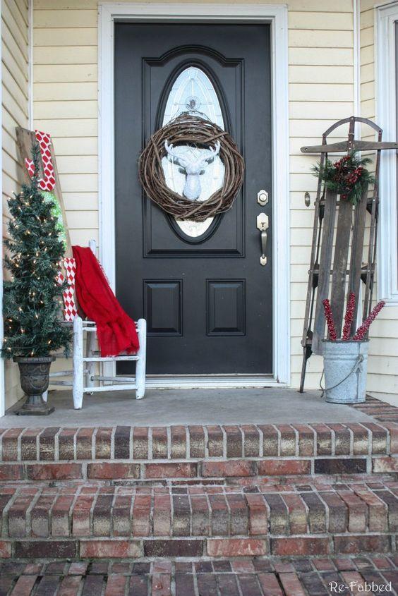 10 gorgeous outdoor Christmas inspiration ideas!
