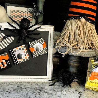 Halloween Boo Magnets