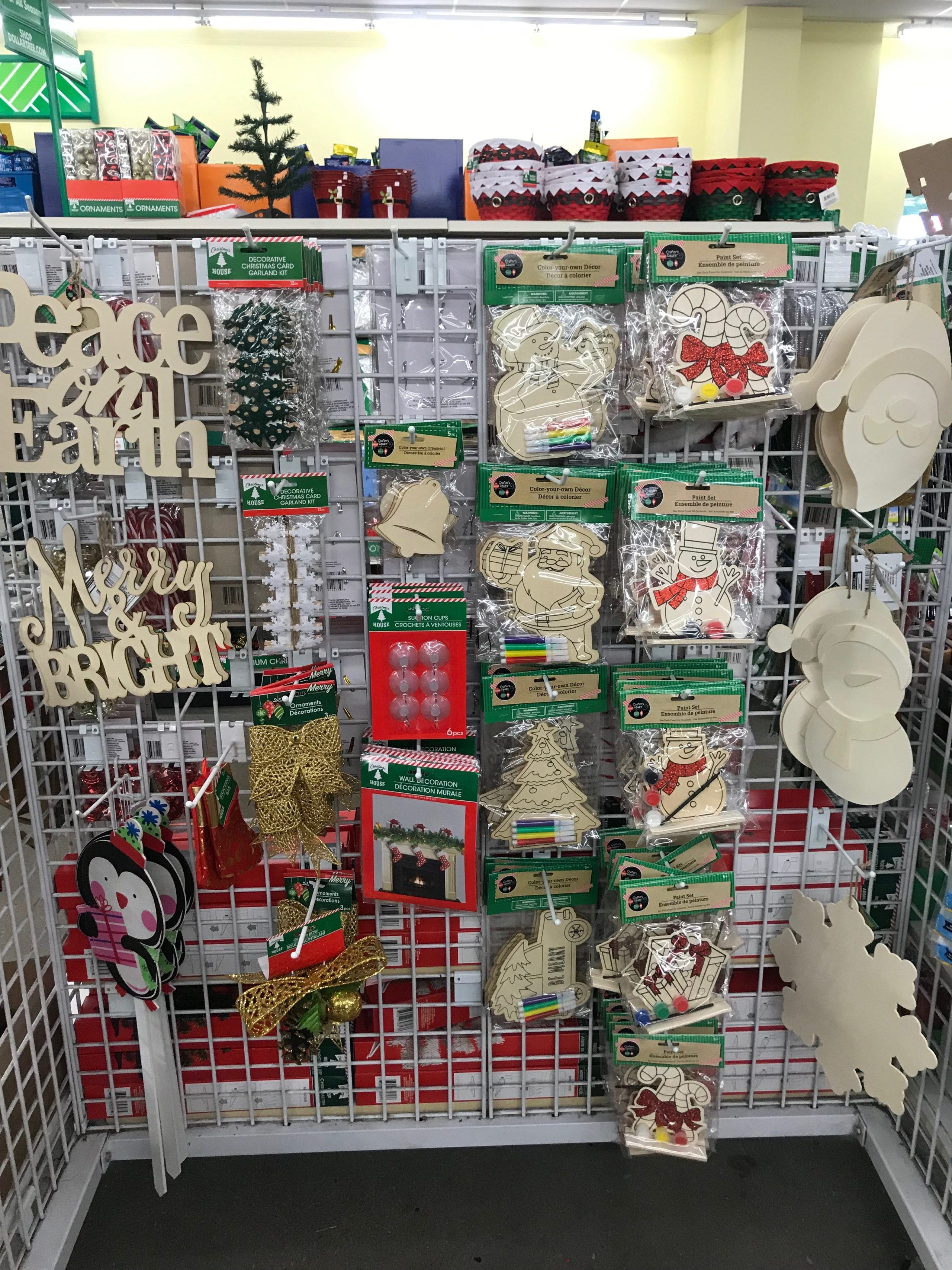 Dollar Tree Christmas Finds Re Fabbed