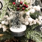 diy bottle brush Dollar Tree Ornament