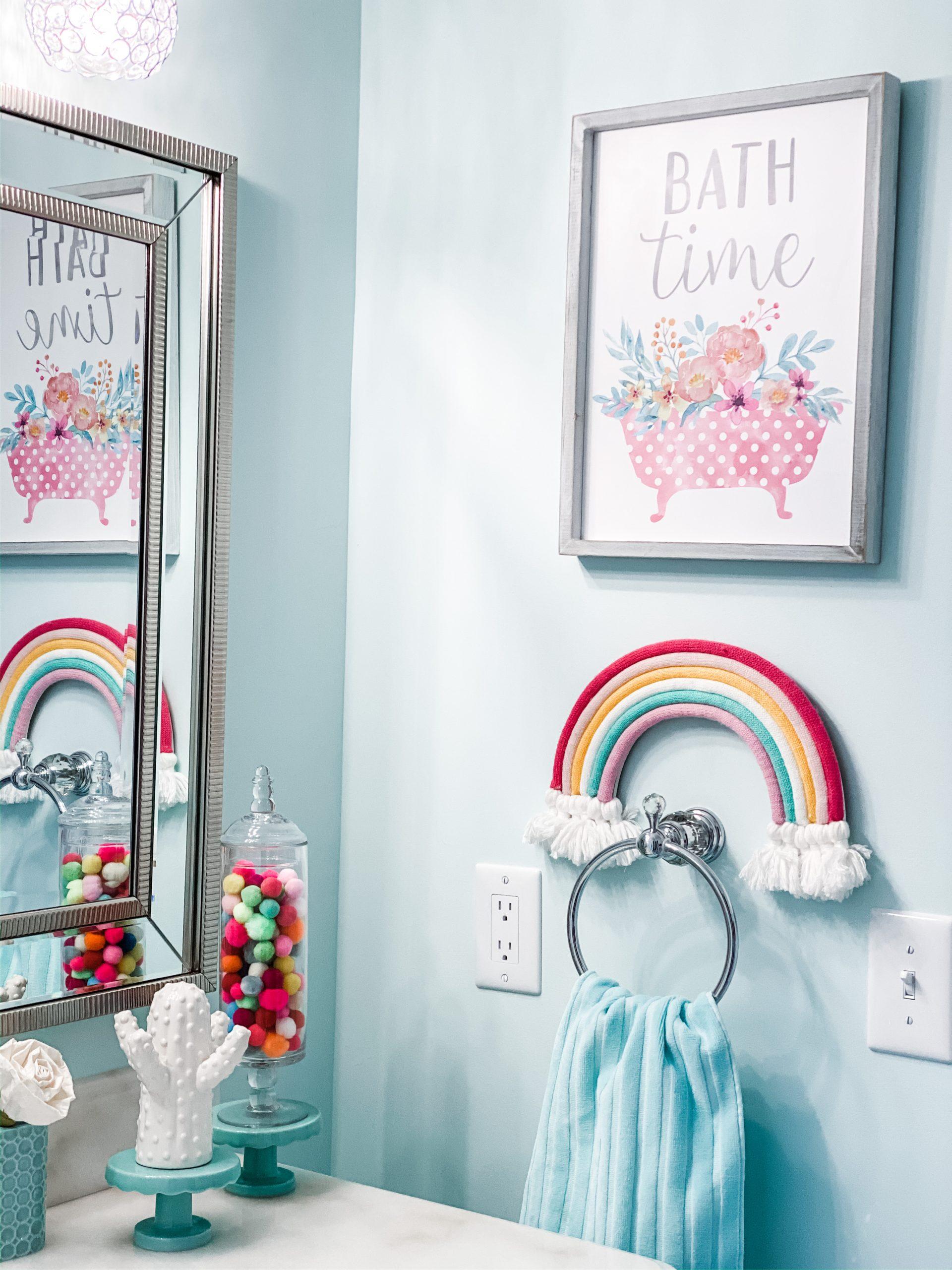 Eden Girls Bathroom Refabbed6 Re Fabbed