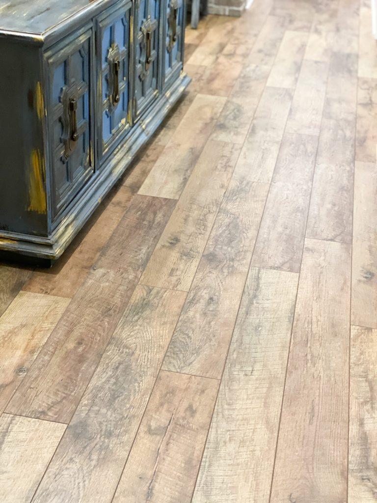 Laminate Flooring On A Budget Re Fabbed, Sam's Club Laminate Flooring