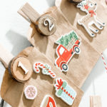 diy Christmas countdown with activities