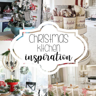 Christmas Kitchen Inspiration