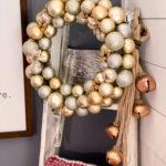 diy dollar tree ornament wreath